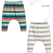 Paul Smith Junior 'Slater' Reversible Trousers