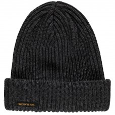 Finger In The Nose - Heather Black Saporo Beanie