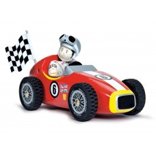Le Toy Van - Red Retro Racer