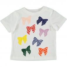 Stella McCartney Kids - Baby Girls 'Chuckle' T.Shirt