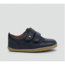 Bobux - Boys Port Navy Blue Dress Shoe