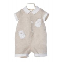 Bimbalo - Baby Boys Playsuit
