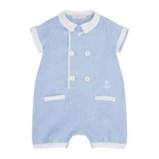 Bimbalo - Baby Boys Sailor Playsuit