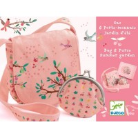 Djeco - Summer Garden Bag & Purse