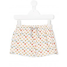 MC2 Saint Barth - Boys 'Mini Emoji' Swim Shorts