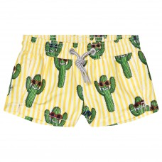MC2 Saint Barth - Boys 'Dinoty' Swim Shorts