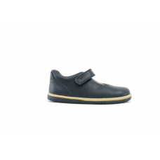 Bobux - Girls Navy Mary Jane Shoes
