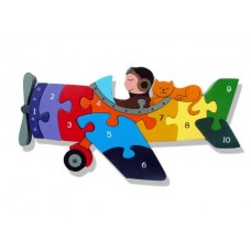 Alphabet Jigsaws - Number Plane