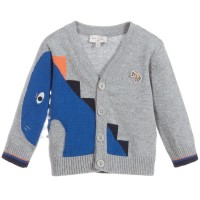 Paul Smith Junior - Boys 'Rodwan' Cardigan