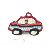 Anne-Claire Petit - Multi Stripe Car Music Box