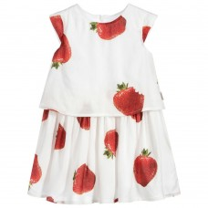 Paul Smith Junior - Baby Girl 'Rejane' Dress