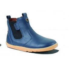 Bobux - Navy Outback Boots