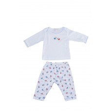 Magnolia Baby - Billy The Bulldog Pyjama Set
