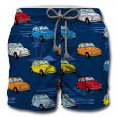MC2 Saint Barth - Voiaga Car Swim Shorts