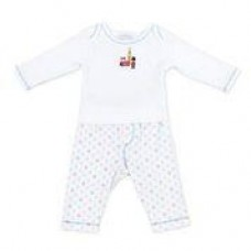 Magnolia Baby - London Calling Pyjama Set