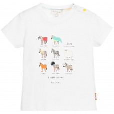 Paul Smith Junior - Narcisse T.Shirt