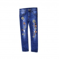 Pamilla - Denim Trousers