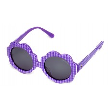 ZooBug - Purple Daisy Sunglasses