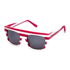 ZooBug - Super Red Stripes Sunglasses