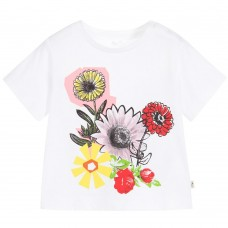 Stella McCartney Kids - Chuckle Floral T.Shirt