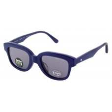 ZooBug - Navy Blue Clubmaster Sunglasses
