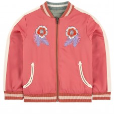 Stella McCartney Kids - Girls 'Willow' Bomber Jacket
