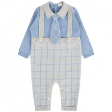 Bimbalo - Baby Boys Knitted Romper