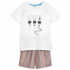 Paul Smith Junior - Boys 'Rochel' Short Pyjamas