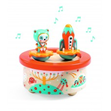 Djeco - Magnetic Music Box