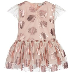 Stella McCartney Kids - Girls 'Bellie' New Bell Baby Dress